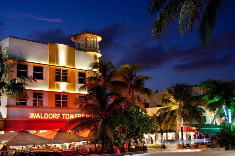 Waldorf Towers Miami