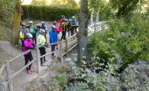 Nacimiento Rio Queiles y subida al Santuario Moncayo. 13.10.2013