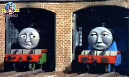 Elephant And Henry The Tank Engine Friends Train Thomas