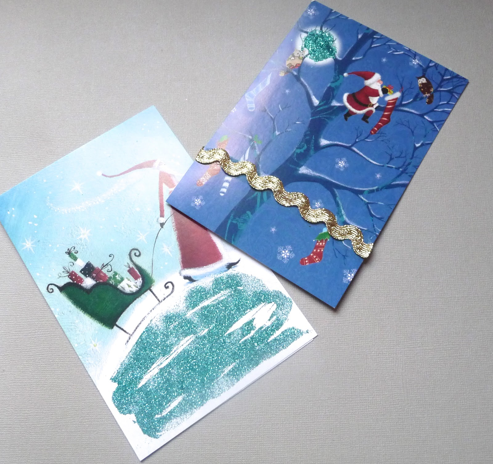 Middle tennessee crafts handmade holiday cards tips for your simple touches for elegant cards kristyandbryce Gallery