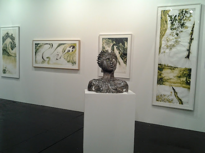 Art fair Cologne, Germany 2013