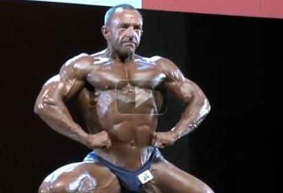 Zdenek Branis Masters Over 40 Final