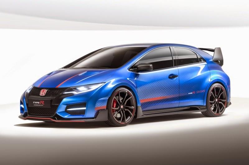 Novo carro Civic Type R já pode ser encomendado no Reino Unido
