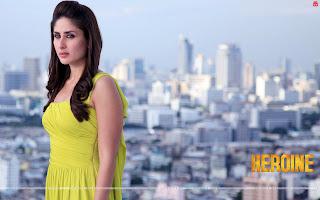 Heroine HD Wallpaper Hot Kareena Kapoor