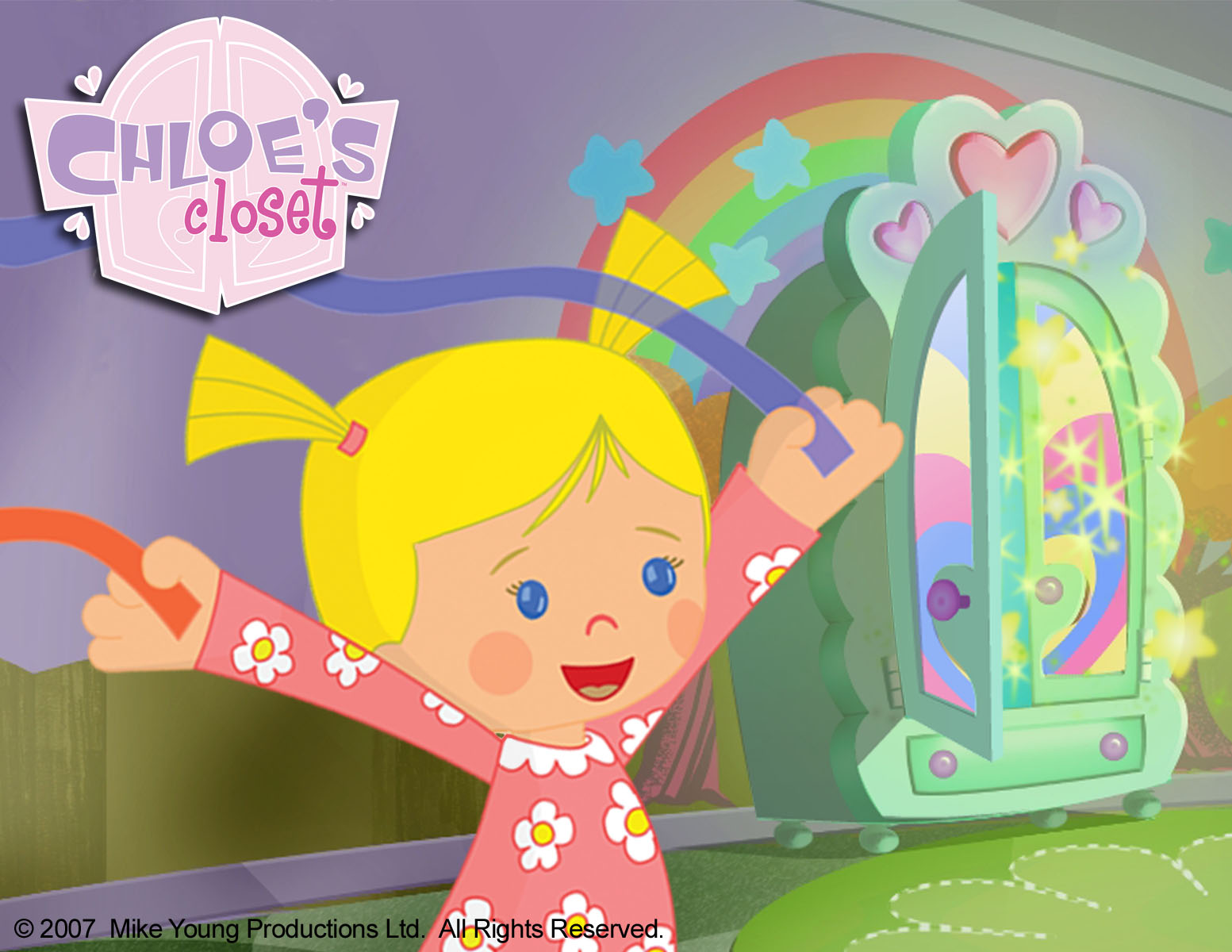Chloe's Closet Animated Children Cartoon