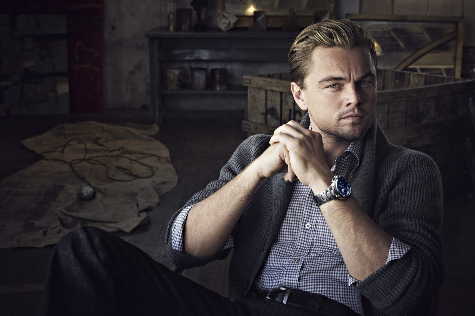 Leonardo DiCaprio: I Want to Play Vladimir Putin