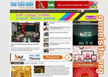 Blogger Haber Teması