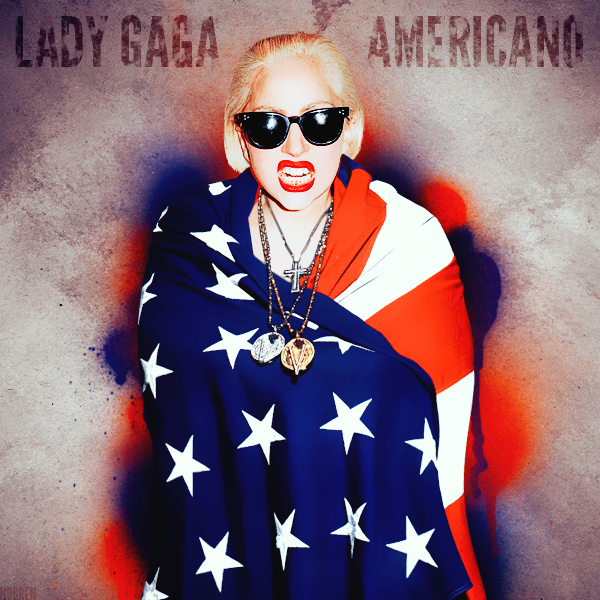 Lady gaga americano zumba - 330