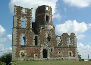 Sauvegarde du château de l'Isle