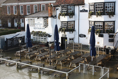 The Angel on the Bridge, Henley-on-Thames