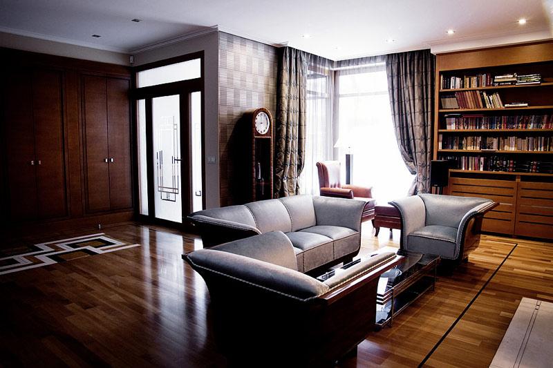 pch a szachrajka dom art deco. Black Bedroom Furniture Sets. Home Design Ideas