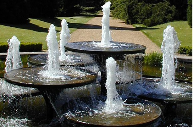 Fresh garden news maintaining water fountains Outdoor water fountains