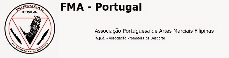 FMA - PORTUGAL - Associação Portuguesa de Artes MArciais Filipinas - A.p.d.