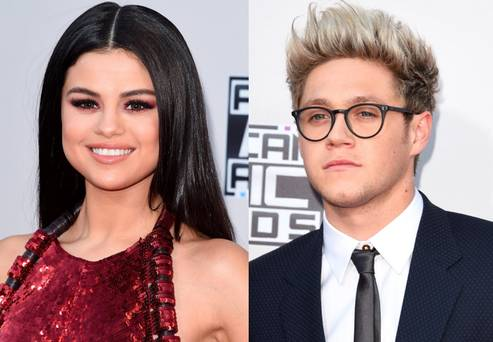 Selena Gomez & Niall Horan Couldn't Stop 'Kissing' At Party: She Was 'All Over Him'
