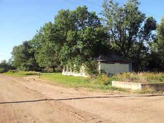 Langley, Kansas, an Ellsworth County dead town