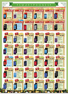 Christmas Sale on Mobile Phones in the Philippines, Cherry Mobile