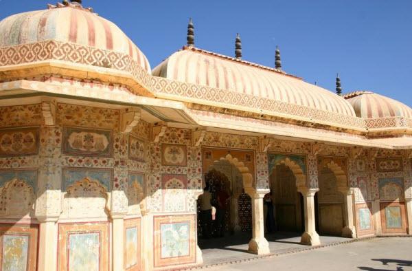 Jaipur La très belle ville rose de l'Inde