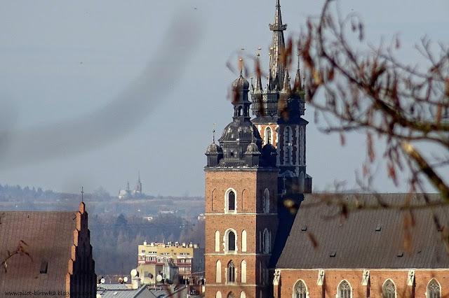wieże kościół mariacki