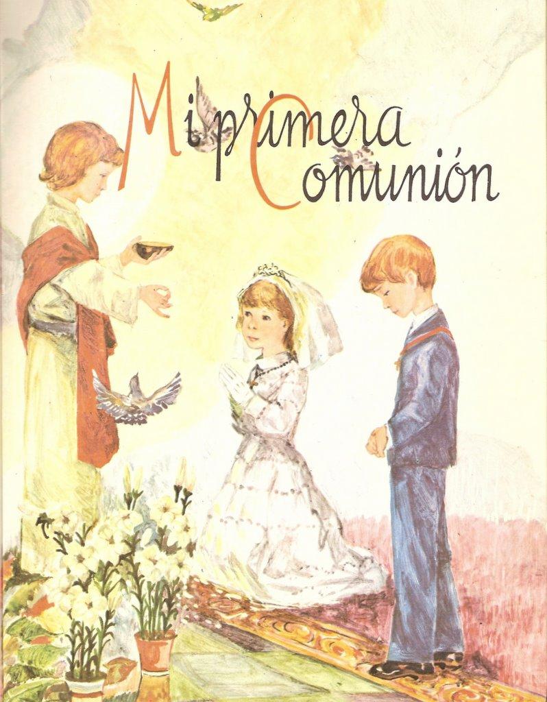 NANCY: MI COLECCIÓN DE COMUNIÓN