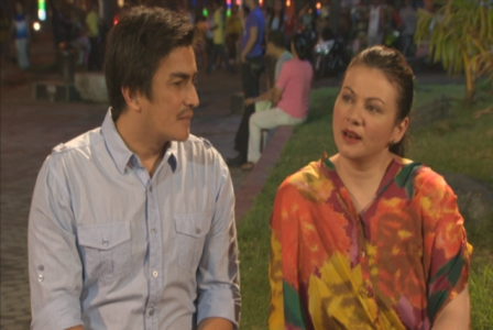 Rosanna Roces and Gary Estrada topbill MMK (January 19)