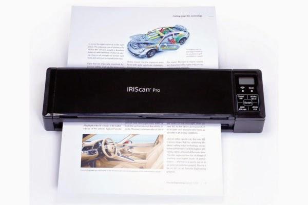 IRIScan Pro 3 wi-fi