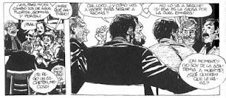 Tira em quadrinhos do personagem El Loco Chávez