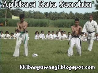 Aplikasi Kata Sanchin KKI Banyuwangi
