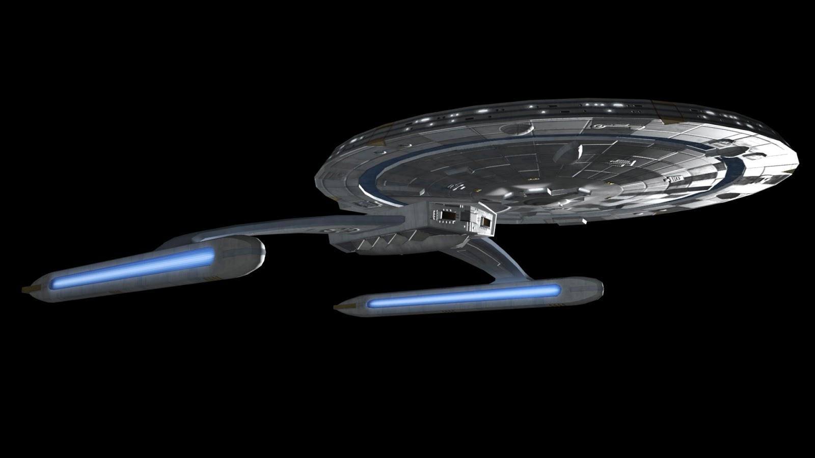 star trek future starship - photo #7