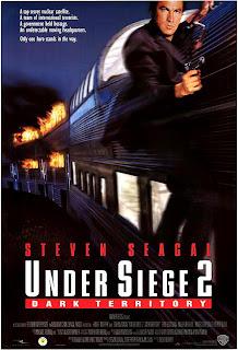 Ver online: Alerta máxima 2 (Under Siege 2: Dark Territory) 1995