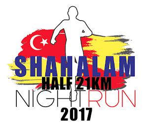 Shah Alam Half Marathon 2017 - 26 February 2017