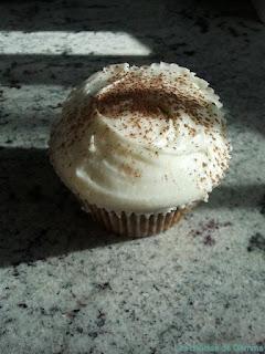 Cupcake capuccino sol y sombra