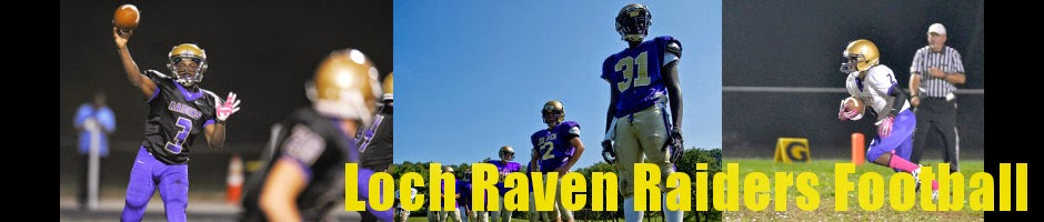Loch Raven Raiders Football