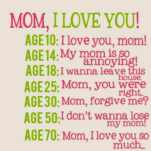I Just Want To Make You Fall In Love With Your Mom Because Am Going Share Some Important Thing Or Can Say Pleasures That We Get Only From Our