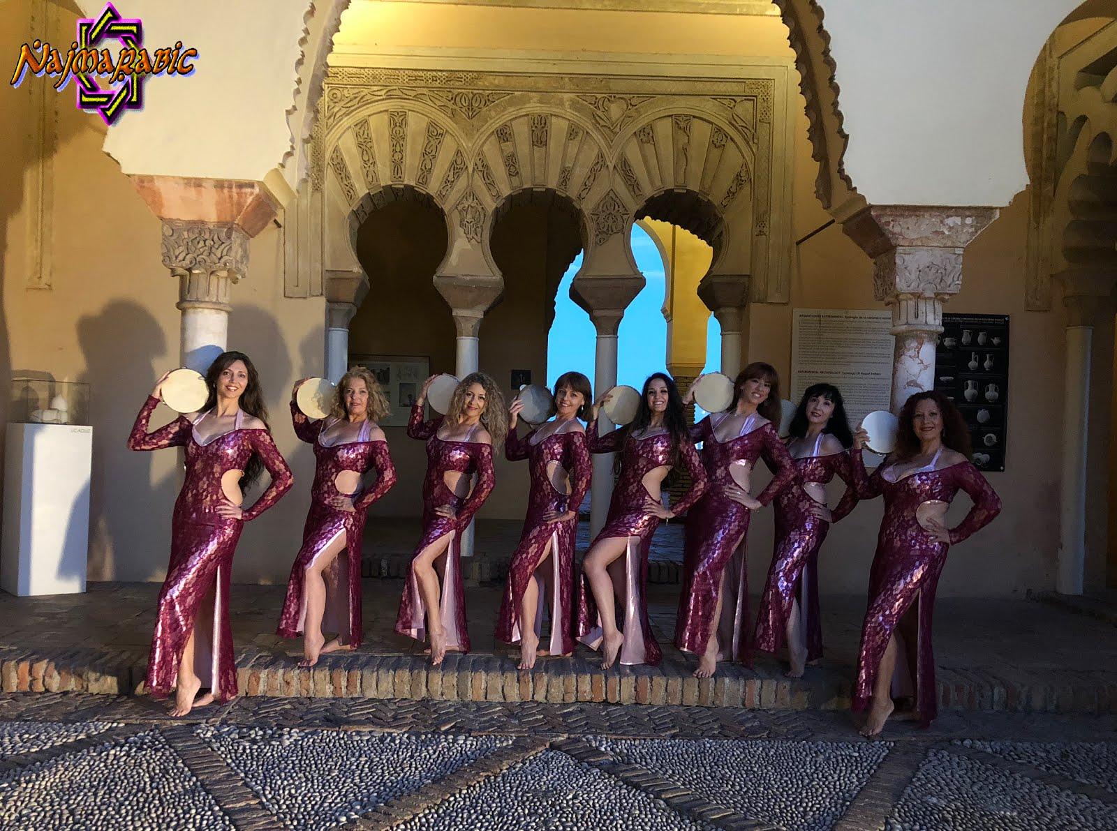 Najmarabic en la Alcazaba con Zegrí 2018