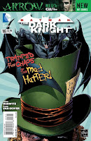 Batman: The Dark Knight #16 Cover