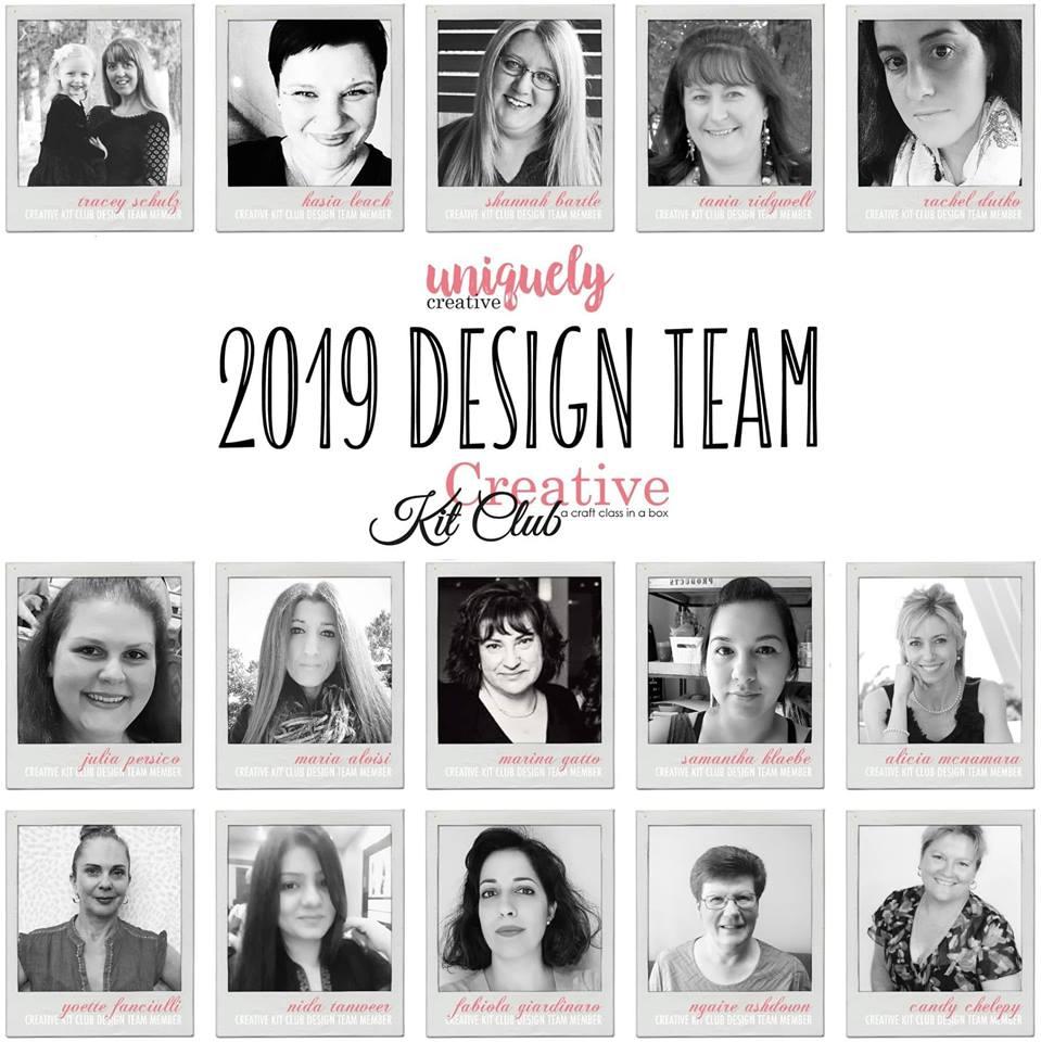 Creative KIT Club Design Team 2019