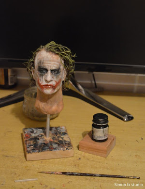 The joker 1:3 scale
