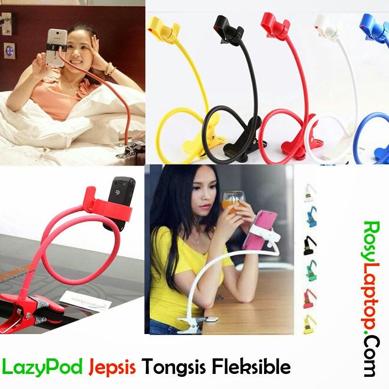 LazyPod Jepitan Narsis (JEPSIS) Tongsis Fleksible