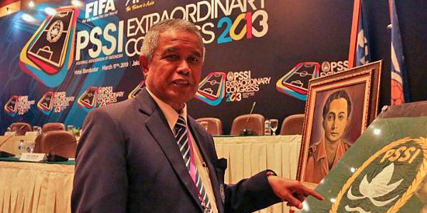 Djohar Arifin Dilarang Beraktivitas di Sepakbola Seumur Hidup Oleh PSSI