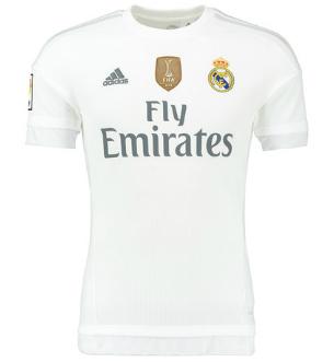 camiseta Real Madrid 2015 2016 escudo Campeón del Mundo
