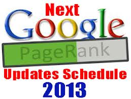 pageRank-update-may-2013