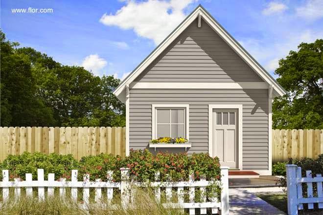 Arquitectura de casas 45 fachadas de casas peque as - Como pintar fachadas de casas ...