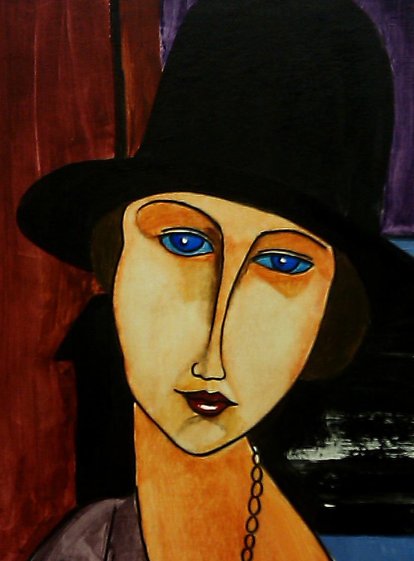 Soul Art Amedeo Modigliani
