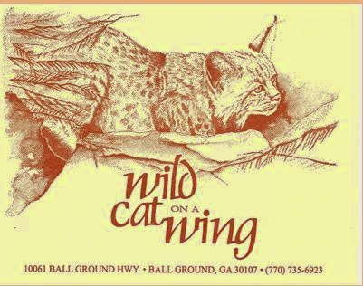 See Joan Terrell art at Wildcat on a Wing Ball Ground, GA