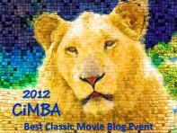 2012 CiMBA Award