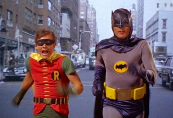 Super heroes bizarro