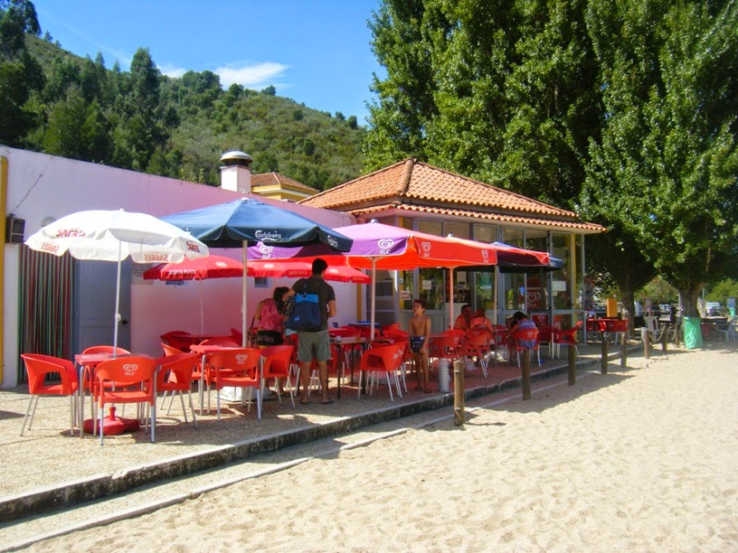 Esplanada do Bar do Alamal