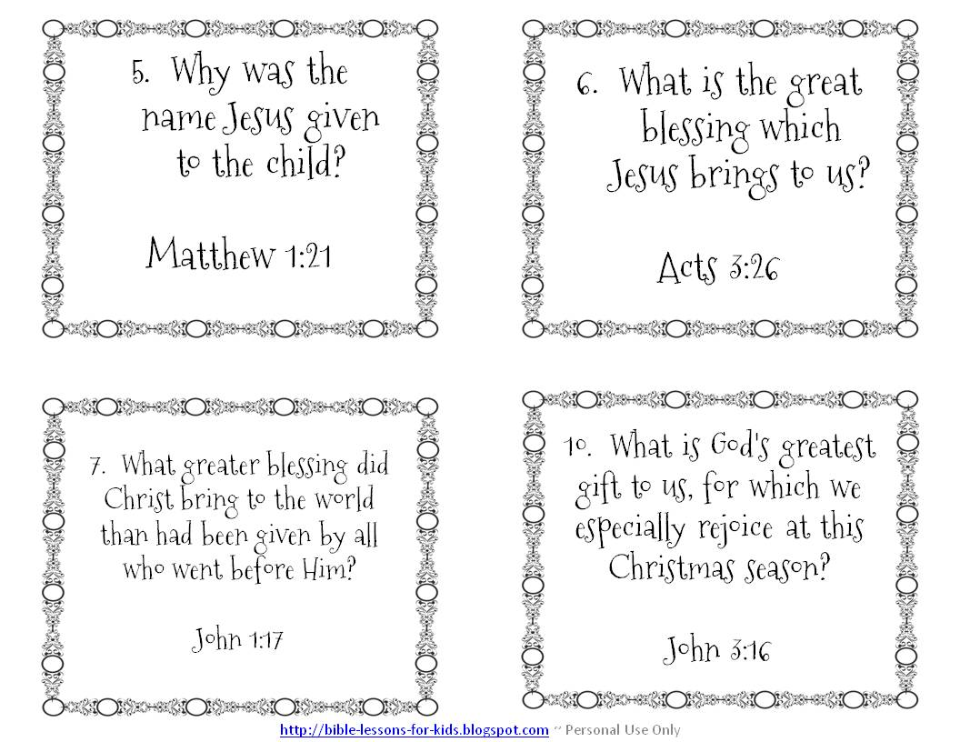 Printable Bible Study Worksheets – Free Printable Bible Study Worksheets