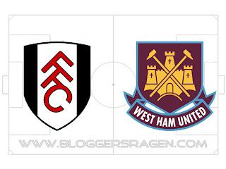 Prediksi Pertandingan Fulham vs West Ham United