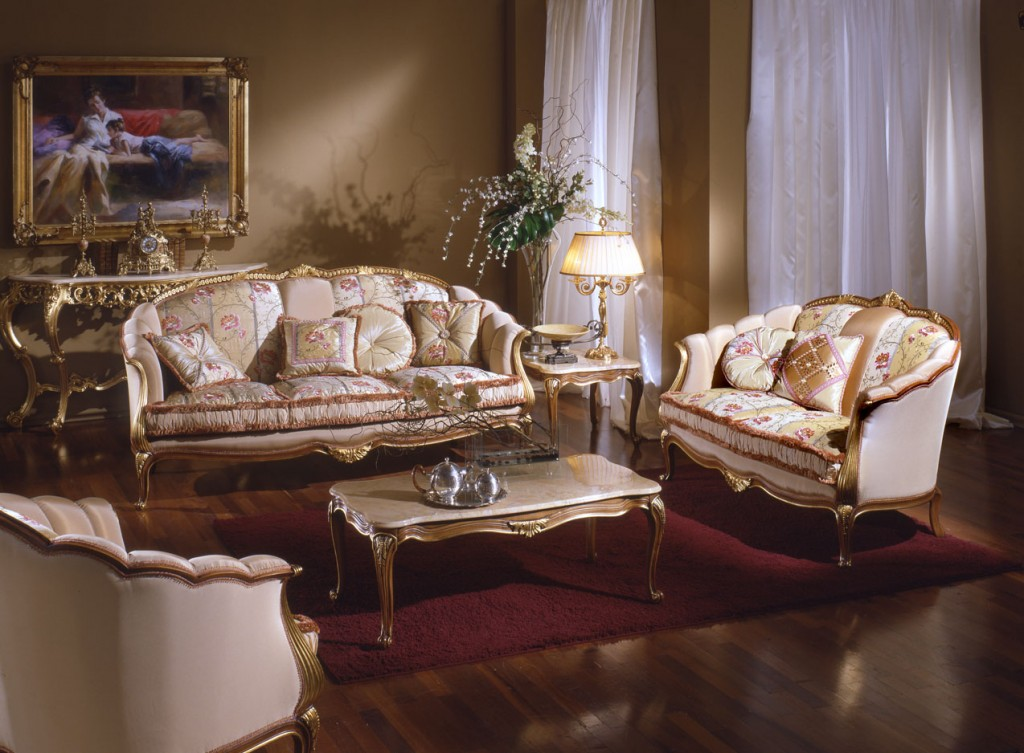 Genial French Classic Furniture French Country Living Decorating
